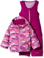 Columbia Little Girls' Toddler Frosty Slope Set