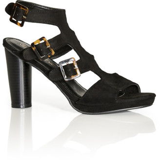 City Chic Bria Heel - black
