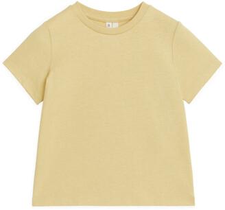 Arket Natural Dye Cotton T-Shirt