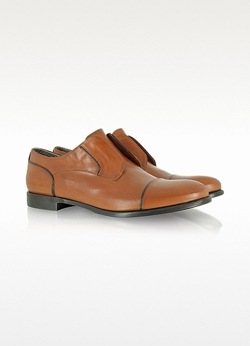 Fratelli Rossetti Marais - Brown Leather Derby