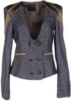 Class Roberto Cavalli Denim outerwear