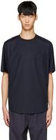 3.1 Phillip Lim Blue Poplin T-shirt