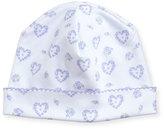 Kissy Kissy Fleur de L'Amour Printed Pima Baby Hat