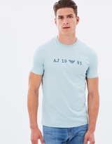 Armani Jeans Relaxed Fit Logo T-Shirt