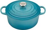 Thumbnail for your product : Le Creuset Signature Round 5.5-Quart Dutch Oven