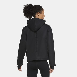Nike Women's Dynamic Vent Running Jacket Run Division
