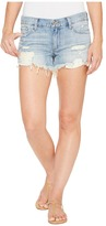 Lucky Brand Drop Pocket Cut Off Shorts in Coral Springs Women's Shorts