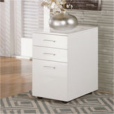 Signature Design by Ashley Baraga 3-Drawer File Cabinet