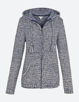 Fat Face Alice Textured Hoody