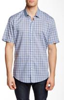 Zachary Prell Chrisler Short Sleeve Trim Fit Shirt