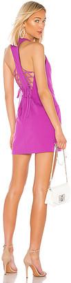 BCBGMAXAZRIA Tie Back Dress