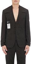 Maison Margiela Men's Inside-Out Wool Sportcoat