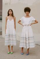 Mara Hoffman Drop Waist Midi Dress