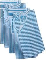 Garnier Thiebaut Garnier-Thiebaut Mille Eole Cotton Napkins (Set of 4)