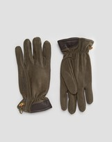 Timberland Suede Leather Gloves