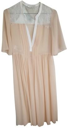 Sandro Beige Dress for Women