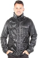 Diesel Men's L-Dai Leather Jackets