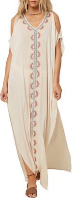 O'Neill Franky Cover-Up Maxi Dress