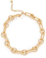 Kate Spade Goldie Links Short Necklace