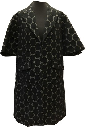 Marni For H&m Black Wool Coat for Women