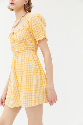 Urban Outfitters Pixie Milkmaid Dress