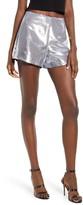 Blank NYC Blanknyc Sequin Shorts