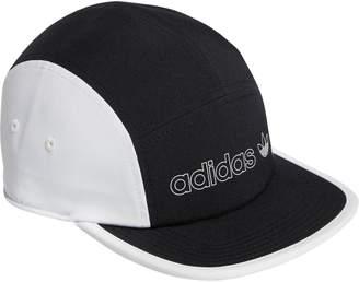 adidas Blocked Five-Panel Hat