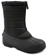 Merona Men's Ryno Winter Boots Black 7