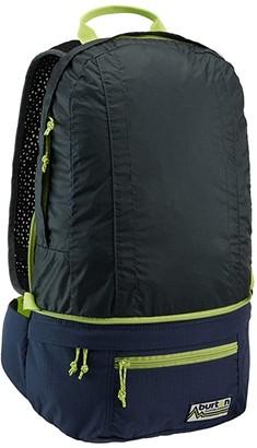 Burton Packable Sleyton Hip Pack (Dark Slate Ripstop) Handbags