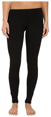 Only Hearts So Fine Leggings (Black) Women's Casual Pants