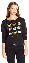 Freeze Pokemon Women's Wrapped Sweatshirt