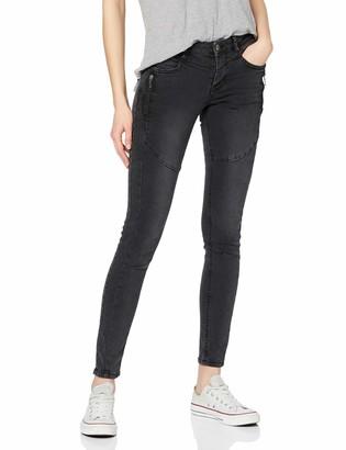 Tom Tailor Women's Biker Jona Extra Skinny Jeans