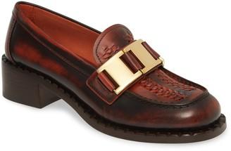 Prada Chain Loafer