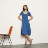 SandroSandro Buttoned knit dress