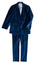 Appaman Toddler Boy's Mod Two-Piece Velvet Suit