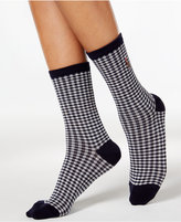 Polo Ralph Lauren Women's Gingham Trouser Socks