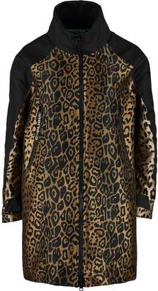 Pinko Rendere Jacquard Techno Fabric Jacket