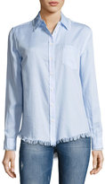 DL1961 Mercer And Spring Button-Down Shirt, Blue