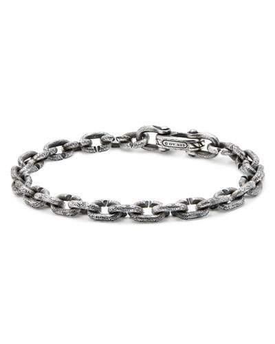 David Yurman Men's 6mm Shipwreck Chain Bracelet