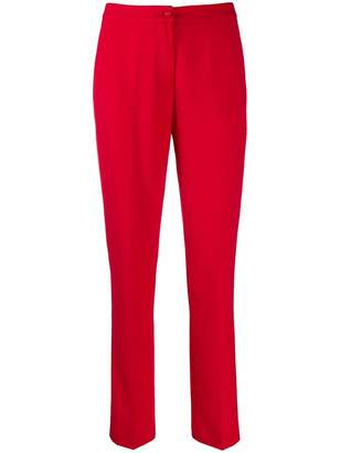 Blumarine classic straight-leg trousers