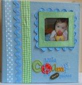 Baby Essentials Little Champ Photo Album by