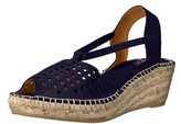 Andre Assous Womens Corrine Peep Toe Casual Platform Sandals.