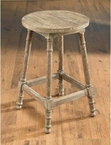 "Justine 26.5"" Bar Stool Charlton Home Color: Weathered Sand"