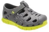Stride Rite Toddler Boys' Surprize by Demetrius Land & Water Shoes - Grey