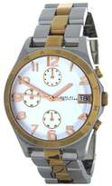 Marc by Marc Jacobs MBM3070 Two-Tone Stainless Steel 37mm Womens Watch