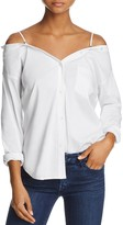Bailey 44 Stoked Cold-Shoulder Shirt