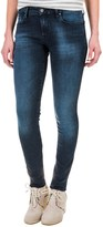 Mavi Jeans Alexa Skinny Jeans - Stretch Cotton Blend, Mid Rise (For Women)