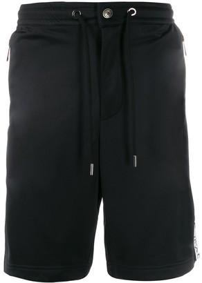Versace Button Sweat Shorts