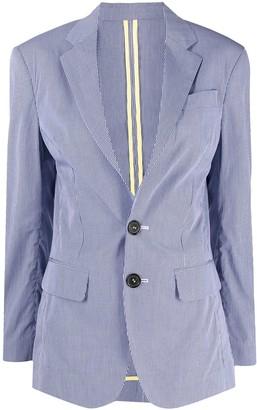 DSQUARED2 Single-Breasted Blazer Jacket