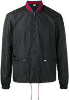 Gucci kingsnake print bomber jacket - men - Polyamide/Polyester - 50
